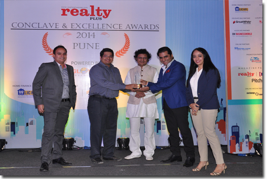 Architect of the year 2014, Residential - Pune