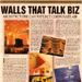 Walls that Talk Biz,The Economic Times